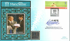 2002 COMMONWEALTH GAMES BENHAM COVER SIGNED MAYOR OF MANCHESTER