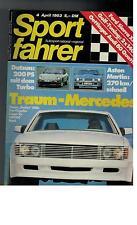Sportfahrer Zeitschrift - Heft 4 April - 1983