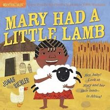 Indestructibles: Mary Had a Little Lamb (2010, Paperback)