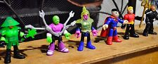 New Imaginext  DC Super Friends Blind Bag Series 2 Complete Superman Sinestro