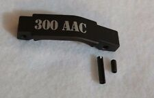 300 aac winter guard Trigger Guard - Anodized Black laser engraved
