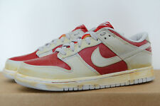NIKE DUNK LOW VNTG QS - VINTAGE PACK - 446242-600 - EU 40.5 US 7.5 UK 6.5