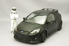 Ford Focus RS500 Top Gear Black con Personaggio 1/18 Minichamps 519100800
