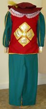Childrens Kids Boys Fancy Dress Musketeer Outfit Costume Age 8 Years P5225