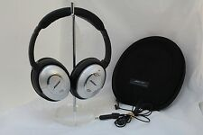 Bose QuietComfort 15 Headphones - Silver QC15 (29-5A,6A,7A)(30-2A)(30-8B)