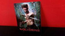 THE WOLVERINE - 3D Lenticular Card Magnet / Cover for BLURAY STEELBOOK