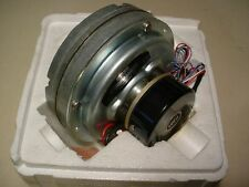 PMI DC Gearmotor with encoder 15:1 gearbox,  approx 340 RPM       noGS