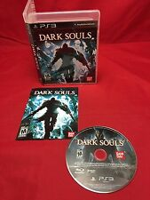 Dark Soul's First Print CIB Complete VGC PS3 Playstation 3 *FREE SHIPPING*