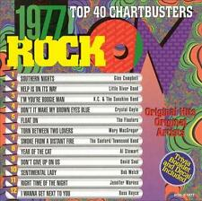 ROCK ON 1977: Top 40 Chartbusters CD Crystal Gayle*Jennifer Warnes*Rose Royce