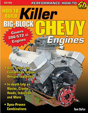 How to Build Killer Big-Block Chevy Engines Book ~Street & Competition~ NEW!