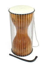 Large Dondo style Talking Drum - squeeze for sound variations