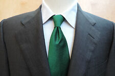 Recent CORNELIANI Wool & Mohair Blend Gray 3 Btn Classic Suit 40R 34W Italy