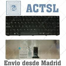 KEYBOARD SPANISH for LAPTOP SONY V072078bk2