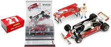 Brumm Ferrari 126CK Monaco GP 1981 - Gilles Villeneuve 1/43 Scale Ltd. Edition