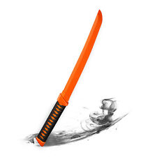 Worker-Force Battle Sword Foam Weapon Toy Anime Samurai Katana Cosplay Orange