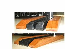 Solid Wood FEET For Your TEAC Reel To Reel X-Series X-10R X-1000R X-2000R X-7R