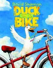 Duck on a Bike by David Shannon (2002, Hardcover)
