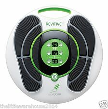 Neuf revitive ix circulation booster pieds IsoRocker system & remote rrp £ 259.99