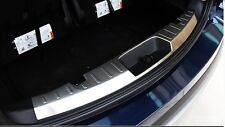 Stainless Rear Cargo sill Guards plate cover trim for 2016 Ford Explorer