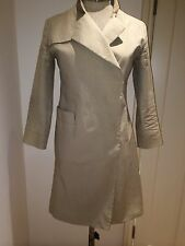 Genuine MARNI summer coat/mac-beige-taille 38 (it)