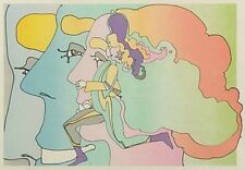 "Peter Max    ""Three Lords and Runner""    MAKE  OFFER    DSSTD"
