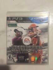 Brand New!!! Tiger Woods PGA Tour 13 (Sony PS3, 2012) Factory Sealed!!!