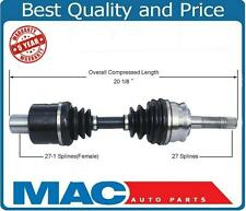 New CV Drive Axle Shaft Fits Ford Ranger Mazda Pickup 1998-99 Front P