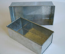 Bakers Loaf Tins, Bread - Buy a 2lb Tin and Get a 1lb Tin FREE