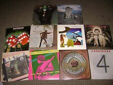 10 CLASSIC ROCK LP LOT-GRATEFUL DEAD-BAD COMP-NEIL YOUNG-THE WHO-KINKS-ZZ TOP-LP