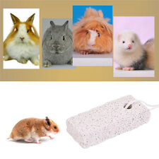 Mineral Stone Calcium Chew Toy Teeth Care Pet Hamster Rat Chinchilla Rabbit New