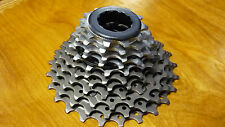 Campagnolo Super Record Cassette 11-25 New Take Off with lockring Campy ti