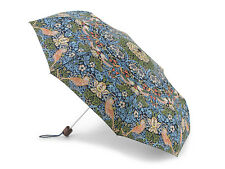 Morris & Co. by Fulton Minilite 2 Umbrella - Strawberry Thief
