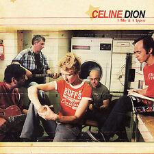 NEW - 1 Fille Et 4 Types by Dion, Celine