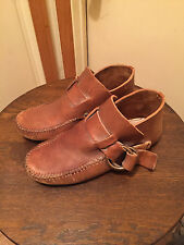 vintage walter dyer moccasins shoes