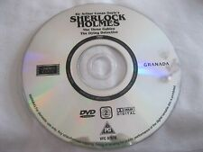 SHERLOCK HOMES-THE THREE GABLES/THE DYING DETECTIVE-- DISC ONLY (DS)  {DVD}