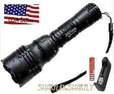 5000 Lumen 60m CREE T6 LED Diving Flashlight Torch Scuba Light Lamp Waterproof