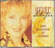 (927Z) Heike Schafer, Der Sommer Ist Vorbei - CD Single
