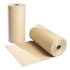 "12"" 30 lbs 1200 Ft Brown Kraft Paper Roll Shipping Wrapping Cushioning Void Fill"