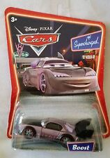 Disney Pixar Cars BOOST Series 2 (Supercharged) 1:55 Diecast  *Double Print*