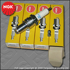 NGK SPARK PLUG SET for VW GOLF MK3 (1H) 2.0 8V GTI 2E ADY AGG AKR (1991-1998)