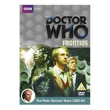 Doctor Who Frontios (Dr Who Peter Davison) Region 2 New DVD