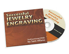 Successful Jewelry Engraving by Sam Alfano (DVD) / Metal Engraving