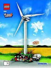 LEGO Town 4999 Wind Turbine - Vestas Promotional  New Sealed
