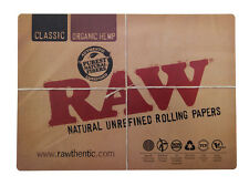 RAW Brand Large Rolling Mat, Counter Mat, Mouse Mat 42 x 30 cm - Free Uk P&P
