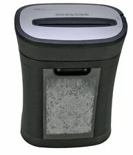 Royal HG12X Paper Shredder Sheet Cross cut Bin Office Free Shipping NEW