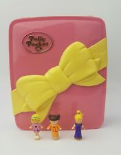 Polly Pocket Star Bright Dinner Party 100% Complete  Lights Up Excellent cond.
