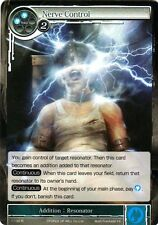 FOW TCG Nerve Control 1-132 R Valhalla Force of Will ENG