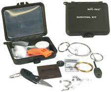 Survival kit Combat notfallbox überlebensset outdoor set notfallset impermeable