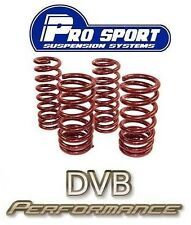 Prosport VW Passat Saloon 3BG 2001-2005 1.9TDi Lowering Springs 40mm