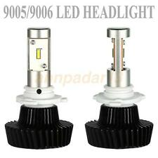 9006 LED Headlight 120W 12000LM 9005 Head light Headlamp Beam 6000K Autech A